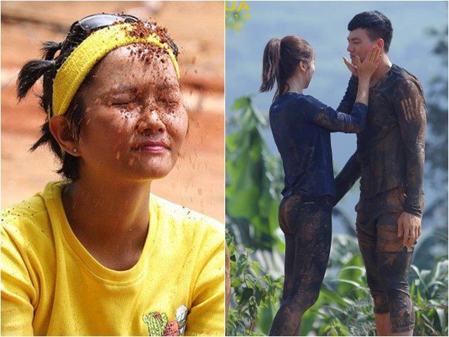 Hoa hậu HHen Niê ghen tị với Đỗ Mỹ Linh khi tham gia Cuộc Đua Kỳ Thú