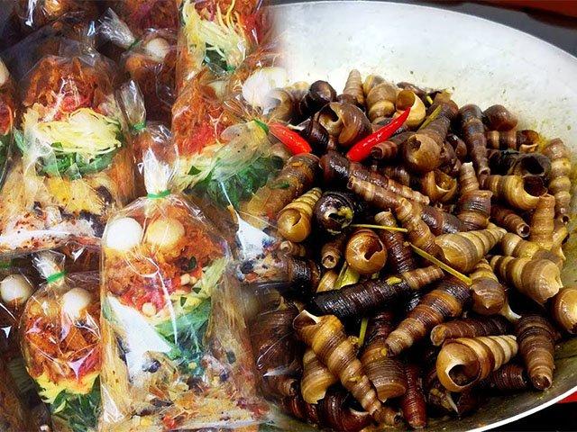 Chỉ 50.000 đồng có thể ăn cả thế giới ở thiên đường ăn vặt Quận 3, Sài Gòn