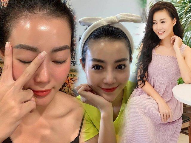 Không dùng ứng dụng sống ảo khi selfie, làn da ở tuổi 31 của Thanh Hương khiến fan ngỡ ngàng