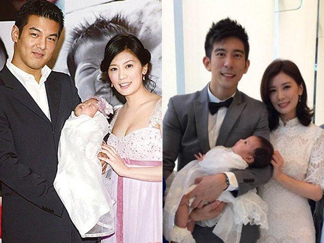 Nữ diễn viên 2 lần đò đẻ toàn con gái: Chồng đầu đòi thử ADN, chồng sau quyết triệt sản