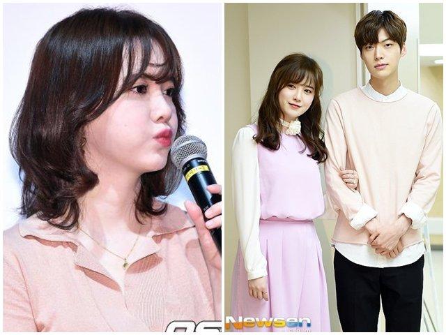 Hóa ra Goo Hye Sun bị chồng trẻ bỏ vì ngực không còn hấp dẫn