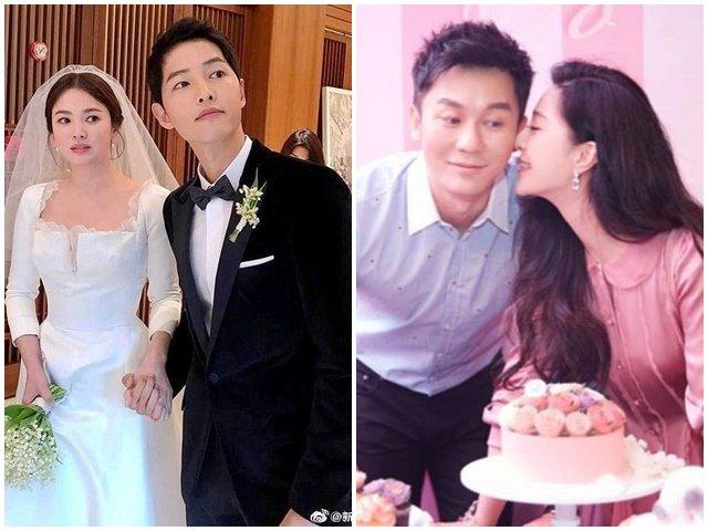 Từ ngôn tình chuyển thành cạn tình: Song Joong Ki từng thề không xa rời Song Hye Kyo!