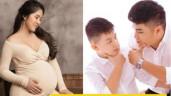 Sao Việt 24h: Chồng kém 7 tuổi và con trai Cà Pháo sốt ruột hóng Lê Phương đẻ em bé