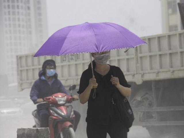 Hà Nội chìm trong ô nhiễm không khí nghiêm trọng