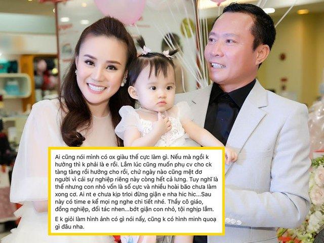 Sao Việt 24h: Bị hỏi Chồng giàu thế, cực làm gì, Vy Oanh đáp câu này khiến ai cũng phục