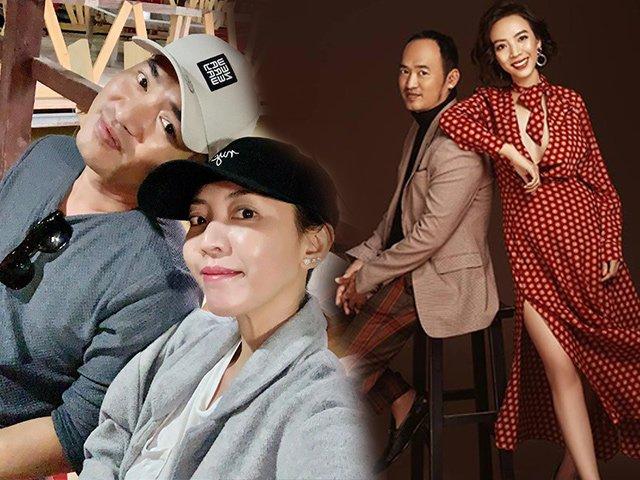 Hài hước có đôi, ăn mặc cũng phải theo cặp, Thu Trang - Tiến Luật luôn khiến CĐM ghen tỵ