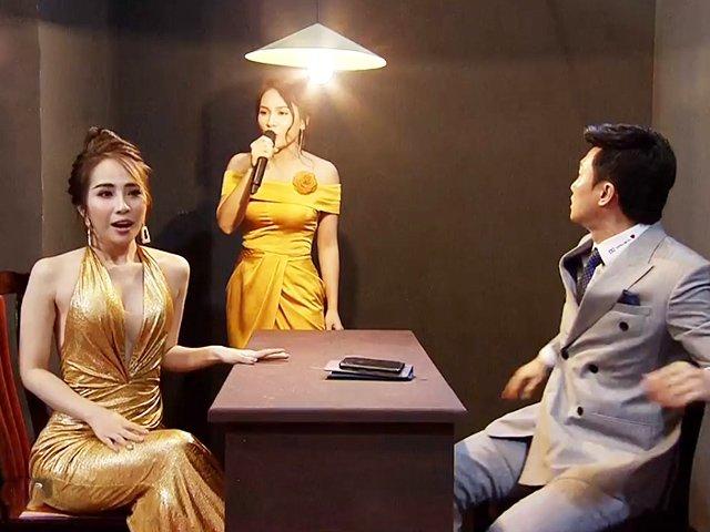 Bảo Thanh bắt quả tang Quốc Trường hẹn hò tiểu tam, bất ngờ được cầu hôn ở VTV Awards 2019