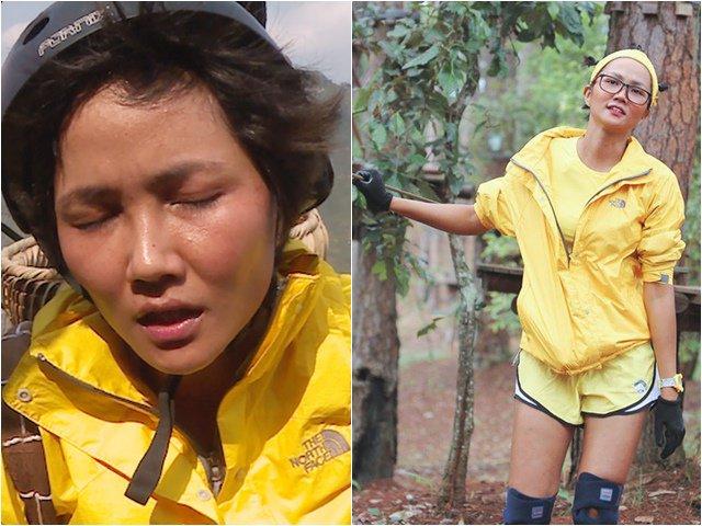 Hoa hậu nghèo nhất Việt Nam giành ngôi Quán quân, xúc động điều cô làm với số tiền thưởng
