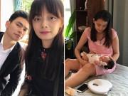 Người mẫu Sài Gòn sau sinh   ghét chồng, ghét con  , không muốn đẻ thêm vì chồng kém thấu hiểu