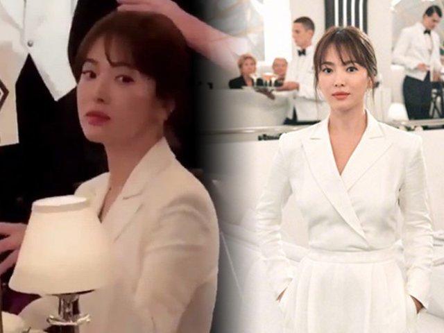 Báo Trung: Sau cuộc ly hôn nghìn tỷ, Song Hye Kyo chỉ nói một câu khiến fan thở phào