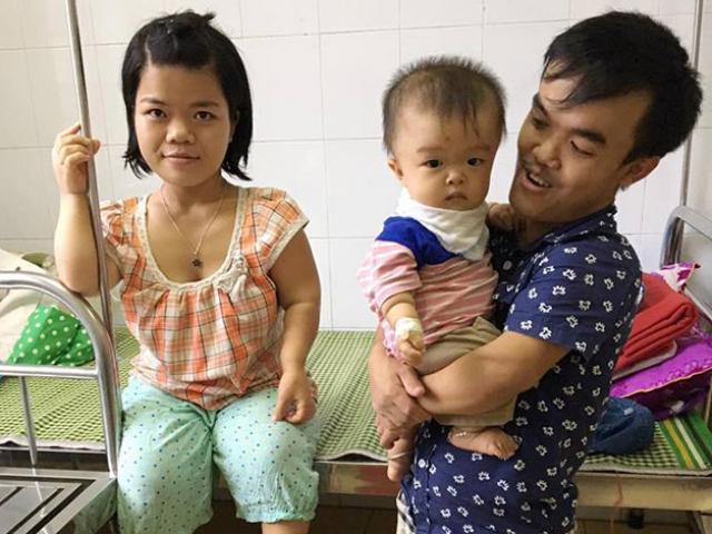 3 cặp đôi tí hon nhất VN: Vợ chồng cao một mét mốt, nhìn con gái ai cũng vui lây