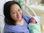 Hai đời chồng sảy thai 12 lần, mẹ vỡ oà hạnh phúc ngày sinh con thành công
