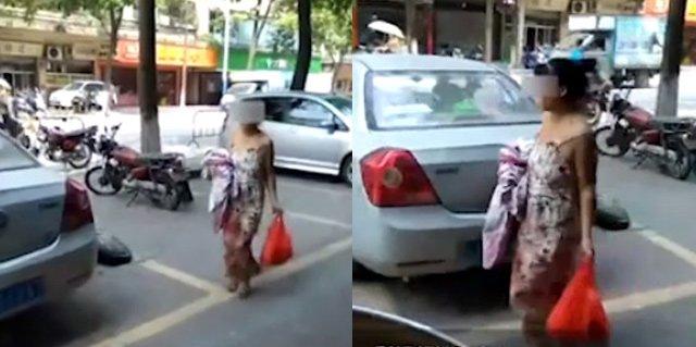 4 ca đẻ rơi nhanh như chớp: Đang đi con rớt xuống đường, mẹ cúi xuống làm điều khó tin