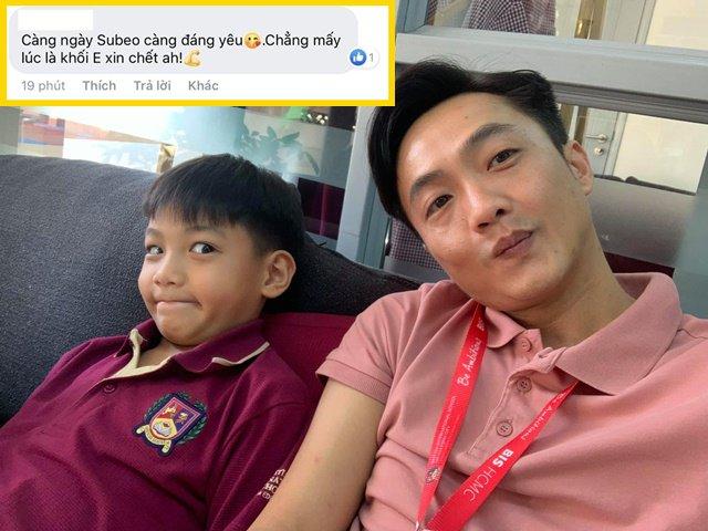 Sao Việt 24h: Đi họp phụ huynh cho con trai, Cường Đô La có nhận xét bất ngờ về Subeo