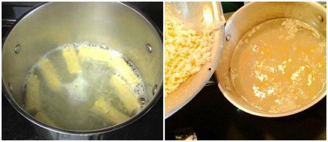 Cách nấu chè bắp ngọt thanh ngày hè, ai ăn cũng thích - 4