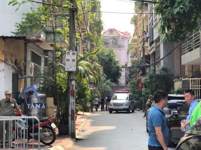 Hà Nội: Phát hiện nam thanh niên nhảy lầu tự tử, 2 cô gái tử vong trong phòng trọ