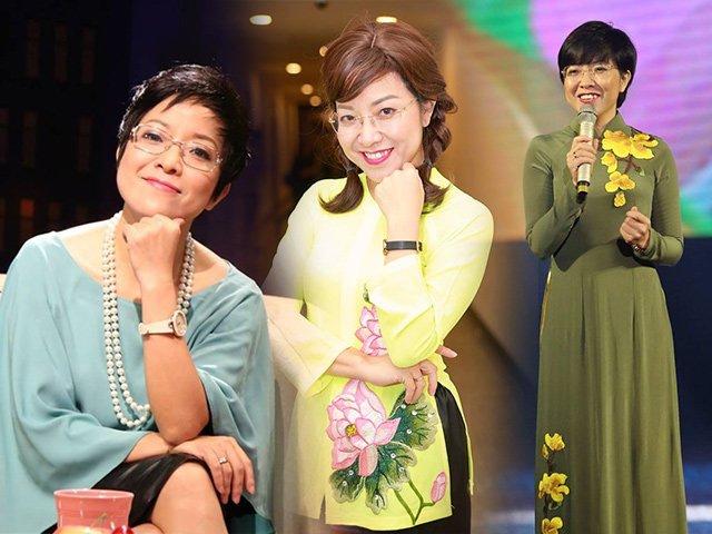 U50, nữ MC gạo cội của đài truyền hình Việt Nam luôn ghi điểm xuất sắc nhờ quá trẻ trung