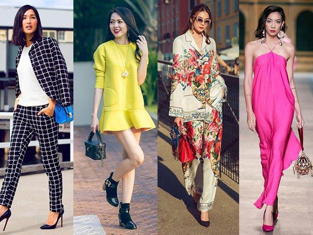 Dự đoán những gam màu, họa tiết thống trị xu hướng thời trang thu đông 2019