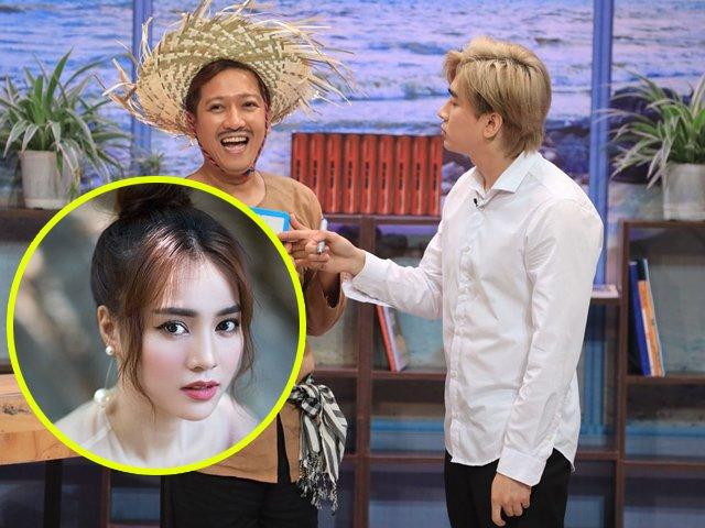 Ơn Giời: Bạn trai Ninh Dương Lan Ngọc bị gài viết tên cô trước mặt khán giả