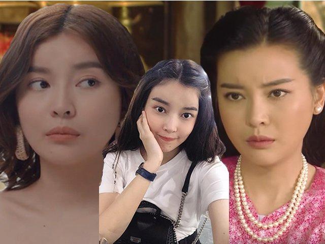 Trên phim toàn đóng vai phản diện, nhưng ngoài đời, Cao Thái Hà lại trẻ đẹp dễ thương bất ngờ
