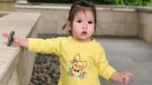 Có mẹ là siêu mẫu, con gái Hà Anh sướng đủ đường, 15 tháng cao to như bé 3 tuổi