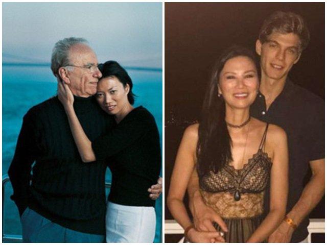 Đường yêu ly kỳ của nữ tỷ phú tiểu tam: Chồng cũ là tỷ phú, người tình còn khủng hơn