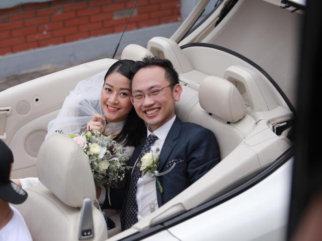 MC Phí Linh mang bầu 7 tháng, tiết lộ sẽ đi xin đồ cũ cho con