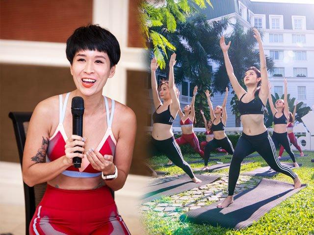 Thể thao - chìa khóa giúp phụ nữ thay đổi cuộc sống tích cực hơn