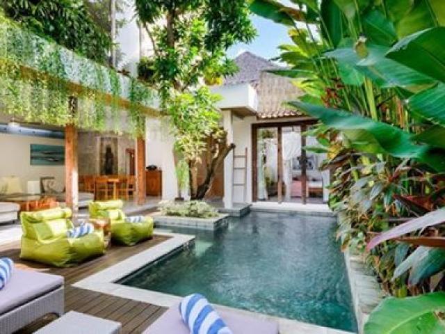 Ngỡ ngàng ngôi biệt thự phong cách rừng nhiệt đới tuyệt đẹp