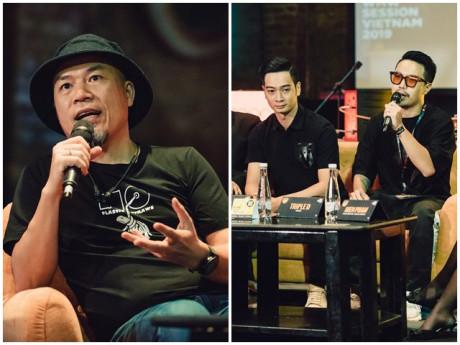 Huy Tuấn, SlimV, TripleD nhấn mạnh tầm quan trọng của bản quyền trong làng nhạc Việt
