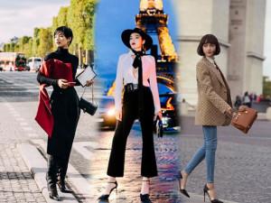 Hóng Tuần lễ Thời Trang Paris: Đại diện Việt Nam có chặt đẹp các mỹ nhân Hàn-Trung-Thái?