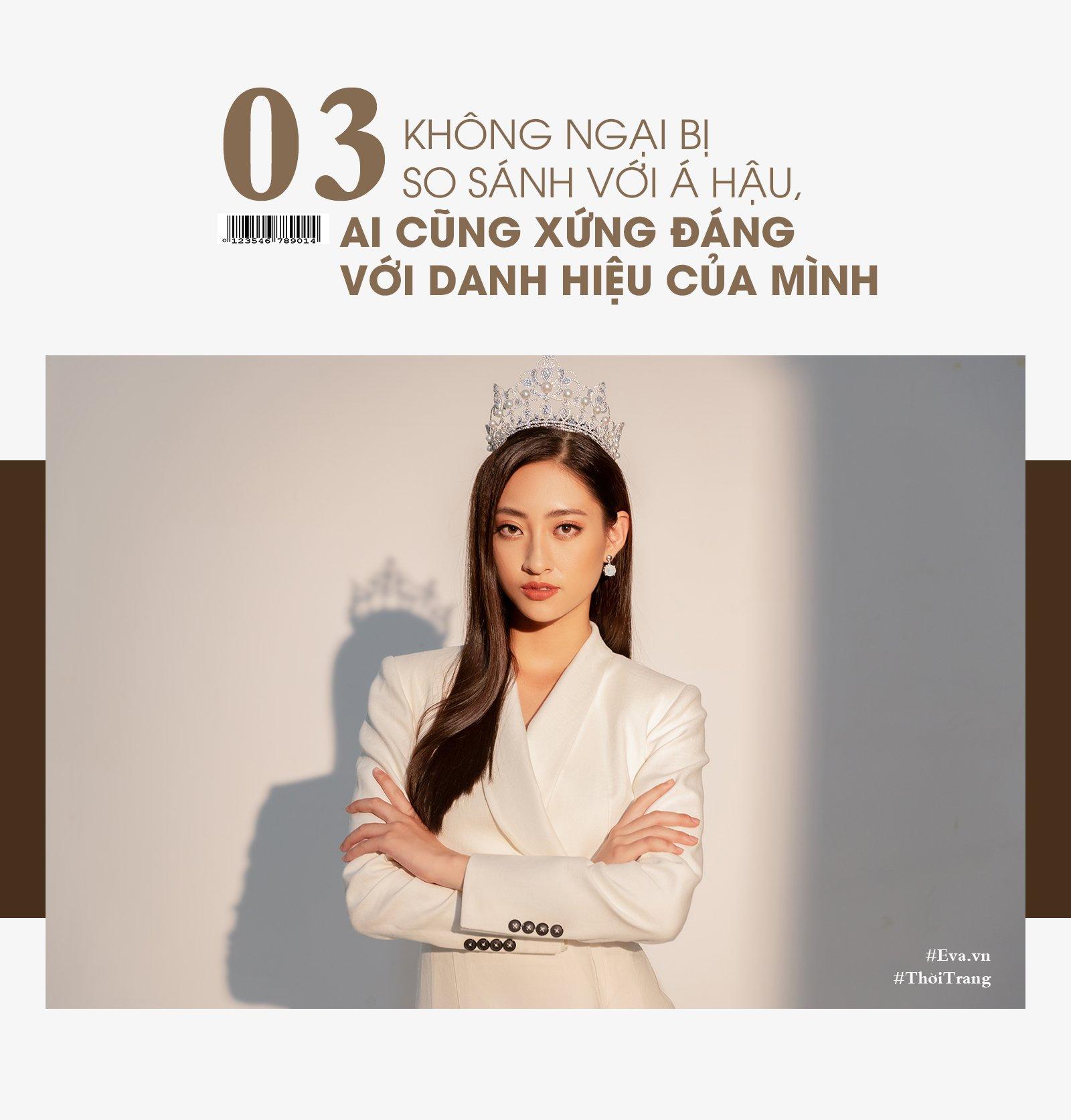 """hoa hau luong thuy linh: """"toi phai di muon cua ban 6 chiec vay de thi miss world viet nam."""" - 9"""