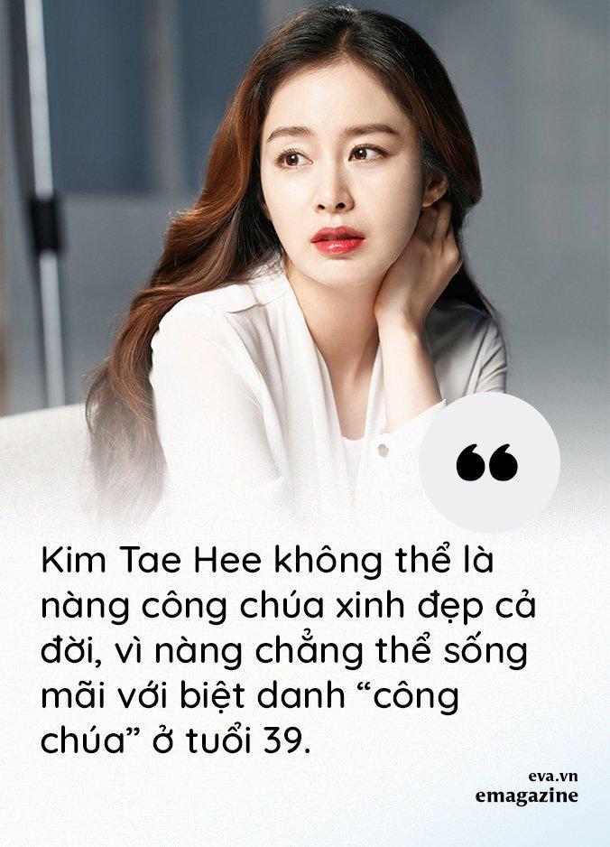 Kim Tae Hee: Không còn là nữ chính ngôn tình, không là công chúa chờ hoàng tử - 12