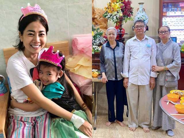 Bố mẹ Phùng Ngọc Huy cúng 100 ngày cho Mai Phương dù cô chưa từng làm dâu trong nhà