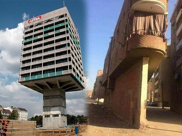 Những tòa nhà kỳ dị nhất thế giới, ngôi nhà ở Việt Nam khiến thế giới khóc thét