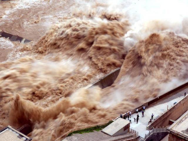 Nước dồn về đập Tam Hiệp đã ngang với đại hồng thủy từng khiến hơn 4.000 người chết