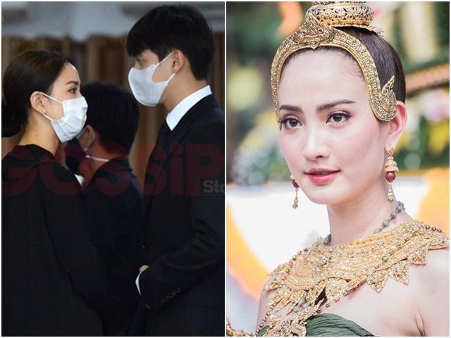 Đám tang bố Nữ thần rắn Thái Lan Taew Natapohn: Cả làng giải trí tới chia buồn