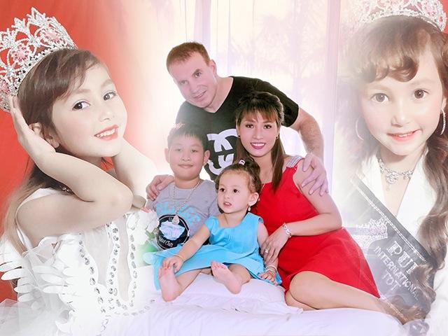 Mẹ Hải Phòng khám thai bác sĩ nói tim ngừng đập, con sinh ra trở thành Hoa hậu Kim cương