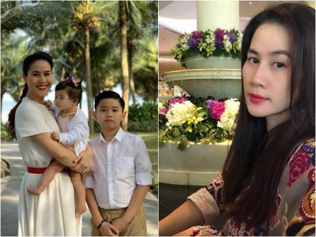 Mỹ nhân Thân Thuý Hà từng bị con trai phản đối khi nói: Mẹ sẽ đi lấy chồng!