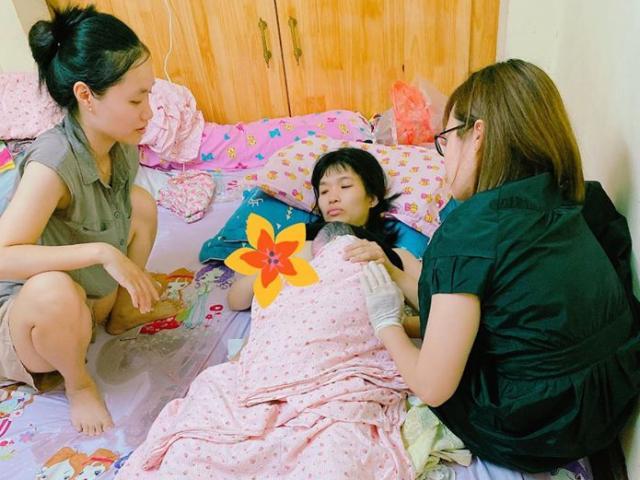 Chuyện thật như đùa: Mẹ Hà Nội đẻ rơi giữa lòng thủ đô vì đi khám bác sĩ cho về
