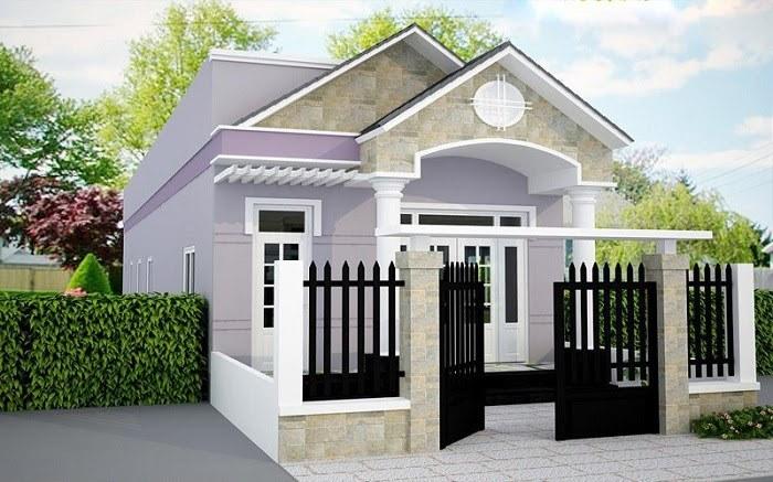 Mẫu nhà đẹp 2020 phổ biến với nhà cấp 4 và kiểu nhà tầng - 24