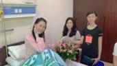 Sao Việt 24h: Phi Thanh Vân tạo dáng trên giường bệnh sau khi nhập viện cấp cứu