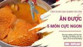 """Lạ đời những món """"sơn hào hải vị"""" giá chưa đến 100.000 đồng/kg"""