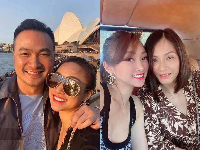 Bạn gái kém 16 tuổi của Chi Bảo: Biết lấy lòng mẹ chồng, sống khéo với vợ cũ bạn trai