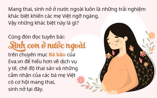 Mang bầu với võ sĩ người Anh, mẹ Việt sinh xong nguy kịch mắt đứng tròng, da chuyển tím tái