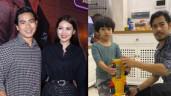 """Chụp ảnh cùng con trai, Thanh Bình bị chê """"xuống sắc"""" hẳn so với thời có vợ"""