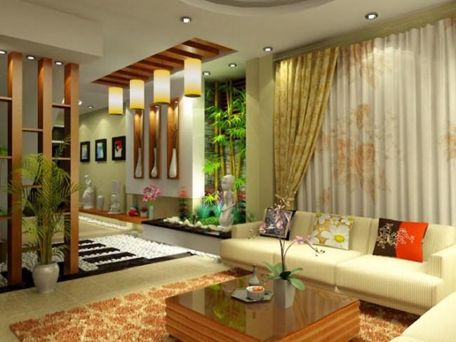 20+ Mẫu phòng khách đẹp, hiện đại và sang trọng nhất 2020 - 8