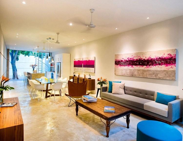20+ Mẫu phòng khách đẹp, hiện đại và sang trọng nhất 2020 - 10