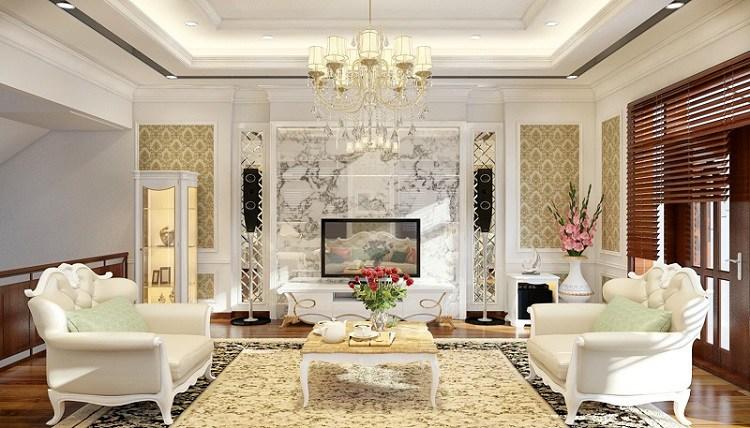 20+ Mẫu phòng khách đẹp, hiện đại và sang trọng nhất 2020 - 20