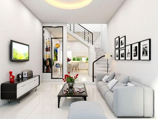 20+ Mẫu phòng khách đẹp, hiện đại và sang trọng nhất 2020 - 6